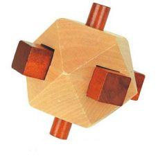 Головоломка 4 (деревянная головоломка)