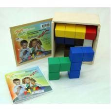 Кубики для всех (игры Никитина, дерево)