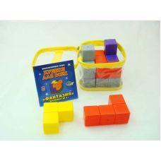 Кубики для всех Фантазия (в сумочке)