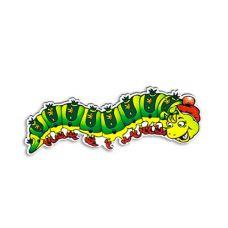 Гусеница Фифа (персонаж-магнит сказки, маленький)