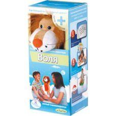 Сказкотерапия: комплект Воля (с игрушкой)