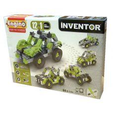 Автомобили (12 модели конструктора для детей от 6 лет, серия ПИКО)