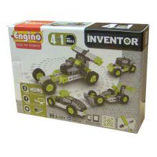 Автомобили (4 модели конструктора для детей от 6 лет, серия ПИКО)