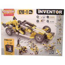 Конструктор Engino INVENTOR. 120 моделей с мотором