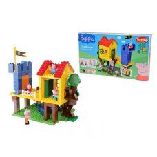 Дом на дереве Peppa Pig (конструктор пластмассовый)