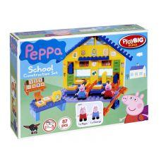 Школа Peppa Pig (конструктор пластмассовый)