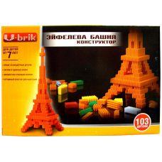 Эйфелева башня (103 детали, для детей от 7 лет)