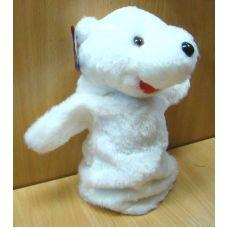Белый медведь (кукла Би Ба Бо, Радомир)