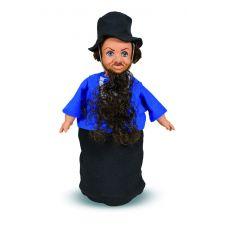 Владелец кукол - Карабас Барабас (кукла-перчатка)