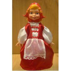 Девочка в красной шапочке (кукла-перчатка)