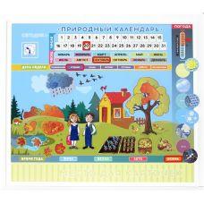 Природный календарь (магнитная доска)