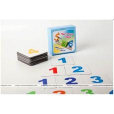 Числовая горка (Набор магнитных карточек)