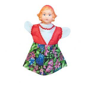 Красная шапочка (кукла-перчатка)
