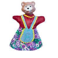 Медведица (кукла-перчатка)