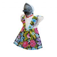 Сорока-белобока (кукла-перчатка)